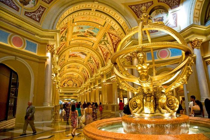 Отель венеция в лас вегасе - завораживающая роскошь. 56164