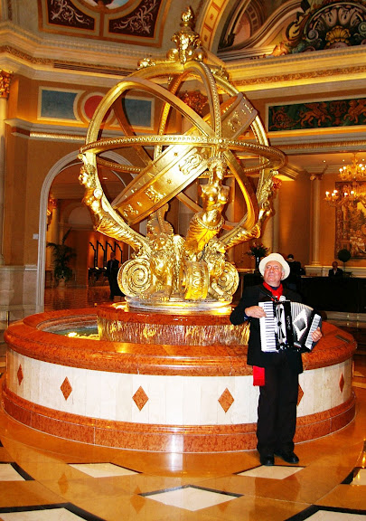 Отель венеция в лас вегасе - завораживающая роскошь. 32599