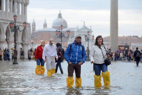 венеция тонет фото 8 (600x400, 48Kb)
