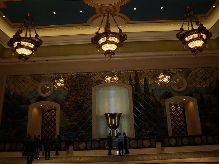 Отель венеция в лас вегасе - завораживающая роскошь. 21571