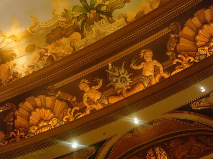 Отель венеция в лас вегасе - завораживающая роскошь. 43427