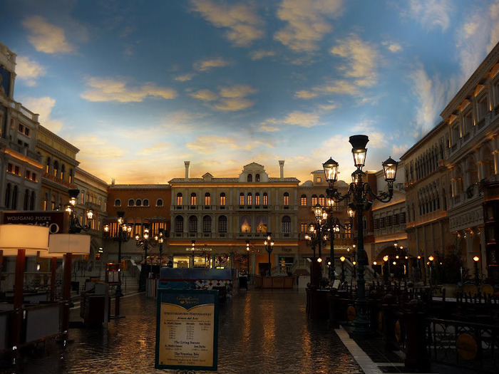Отель венеция в лас вегасе - завораживающая роскошь. 65613