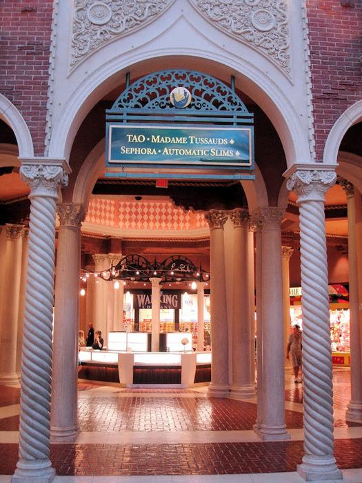 Отель венеция в лас вегасе - завораживающая роскошь. 69436