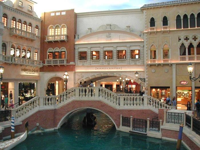 Отель венеция в лас вегасе - завораживающая роскошь. 32323