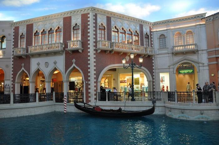 Отель венеция в лас вегасе - завораживающая роскошь. 31655