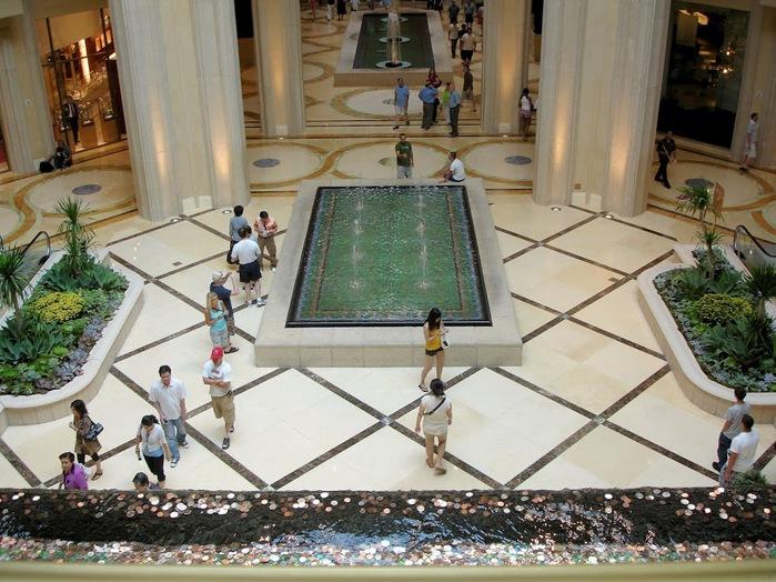 Отель венеция в лас вегасе - завораживающая роскошь. 31939