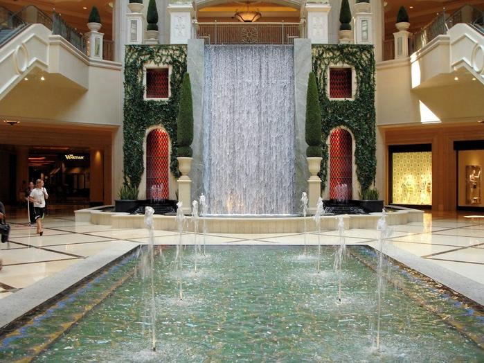 Отель венеция в лас вегасе - завораживающая роскошь. 64678