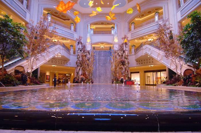 Отель венеция в лас вегасе - завораживающая роскошь. 92956