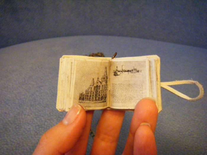 Мини блокнотик своими руками