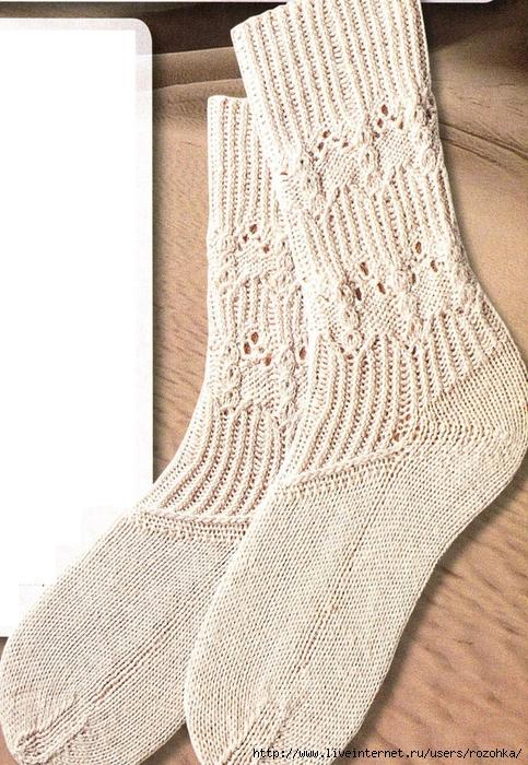 镂空针织袜 - maomao - 我随心动