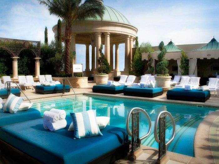 Отель венеция в лас вегасе - завораживающая роскошь. 15269