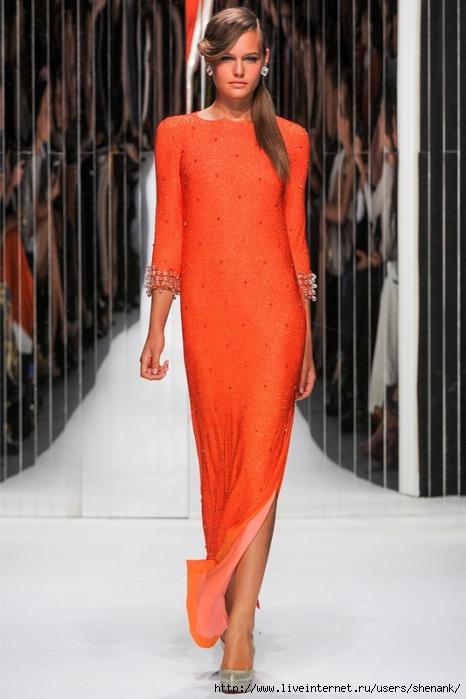 Новогодние вечерние платья 2014 фото 9