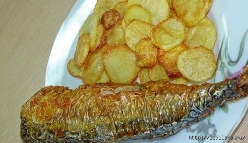 скумбрия с картошкой (500x290, 124Kb)