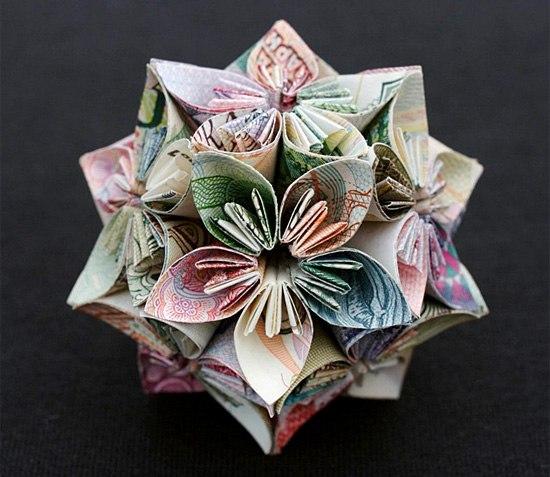 А тайные секреты схемы оригами
