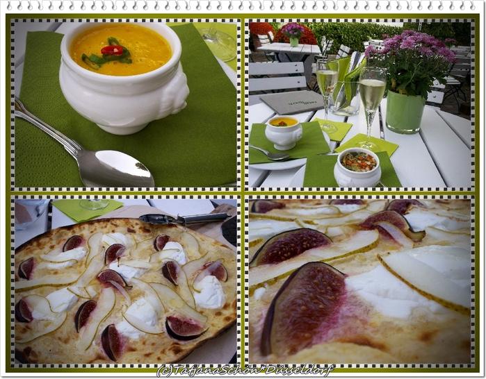 Кулинария. Осенне-вкусное: суп, фламмкухен, козий сыр