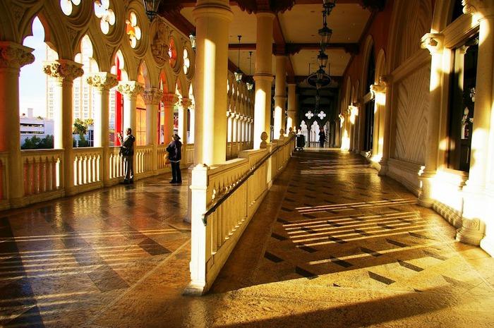 Отель венеция в лас вегасе - завораживающая роскошь. 87947