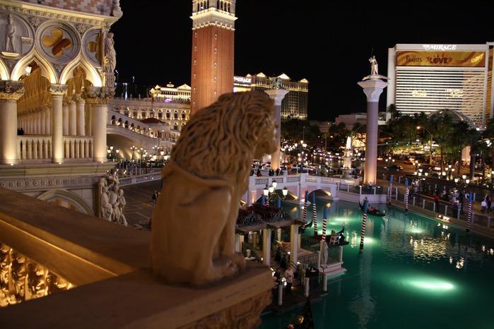 Отель венеция в лас вегасе - завораживающая роскошь. 17669