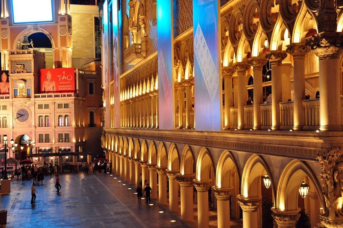 Отель венеция в лас вегасе - завораживающая роскошь. 71549