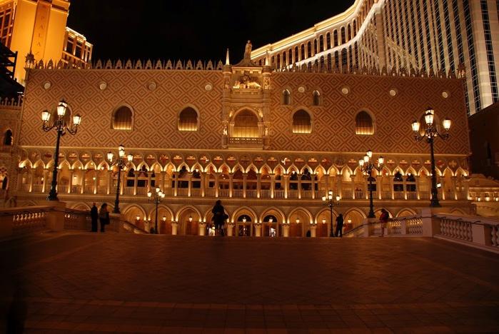 Отель венеция в лас вегасе - завораживающая роскошь. 93540