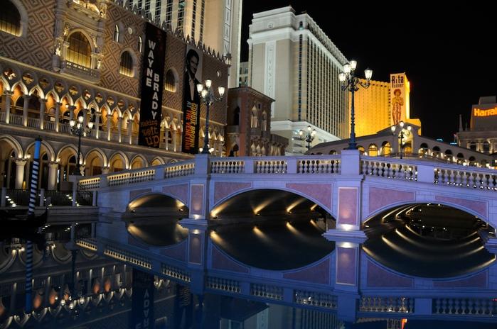 Отель венеция в лас вегасе - завораживающая роскошь. 67680