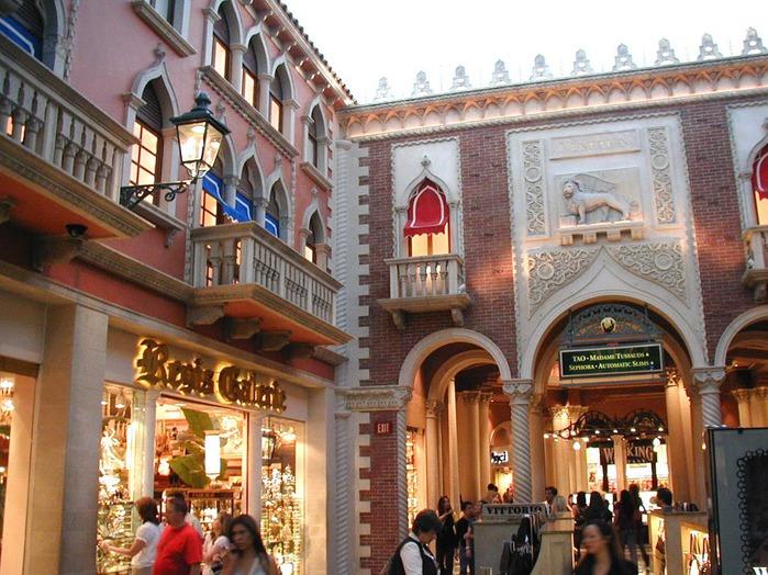 Отель венеция в лас вегасе - завораживающая роскошь. 40619