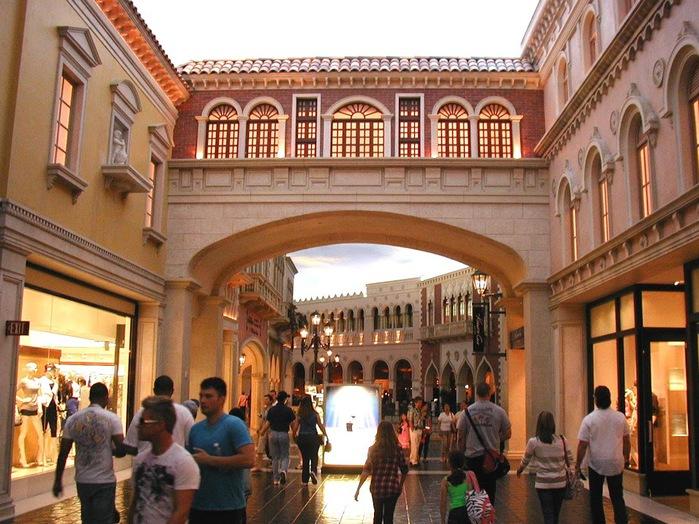 Отель венеция в лас вегасе - завораживающая роскошь. 25391