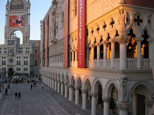 Отель венеция в лас вегасе - завораживающая роскошь. 31108