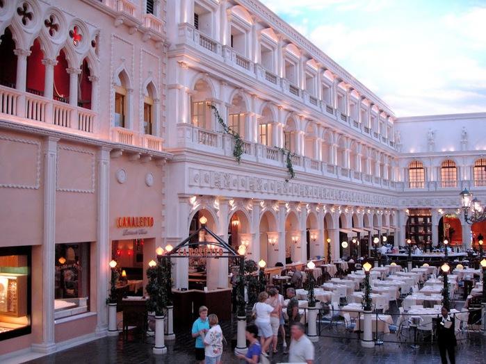 Отель венеция в лас вегасе - завораживающая роскошь. 99778