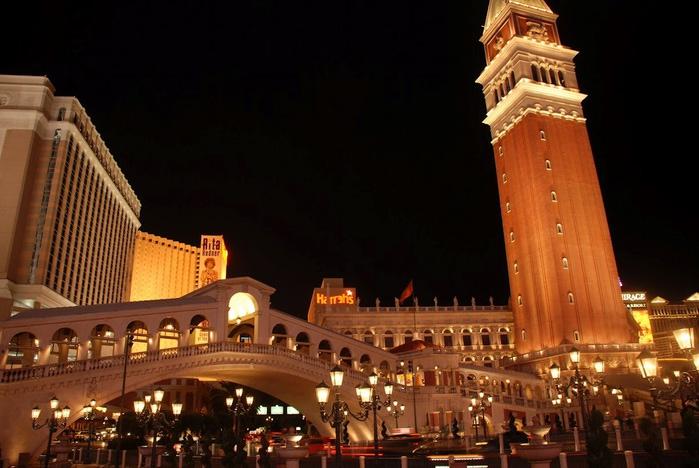 Отель венеция в лас вегасе - завораживающая роскошь. 90004