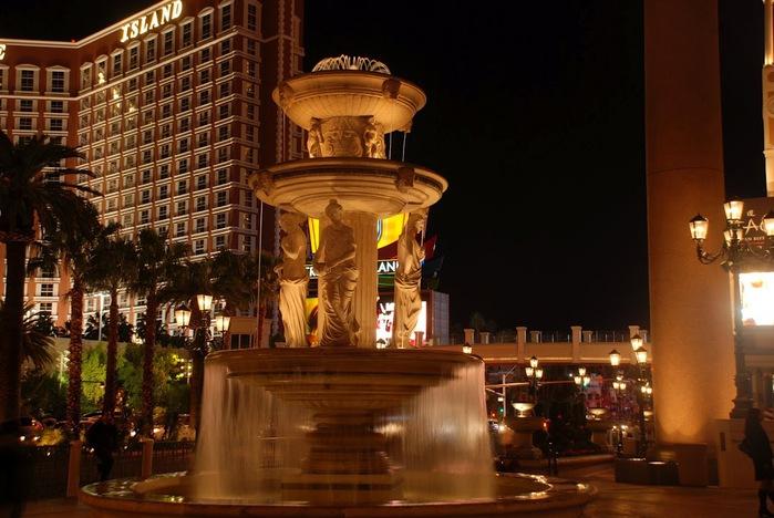 Отель венеция в лас вегасе - завораживающая роскошь. 32275