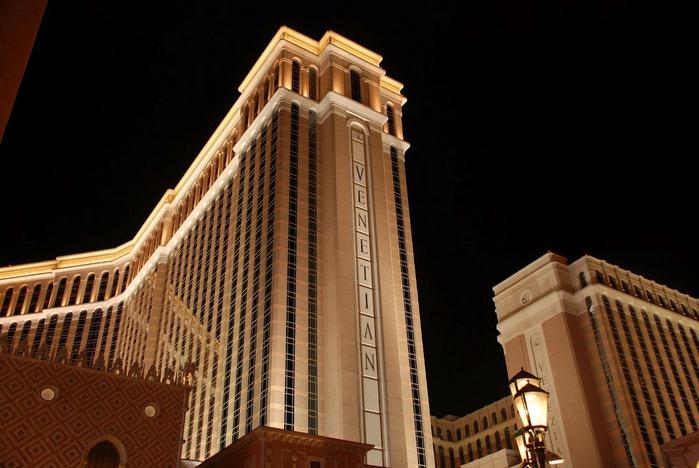 Отель венеция в лас вегасе - завораживающая роскошь. 88651