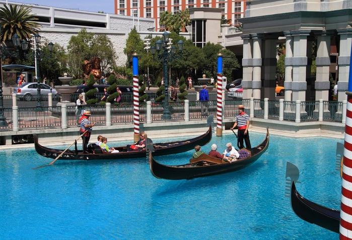 Отель венеция в лас вегасе - завораживающая роскошь. 83502
