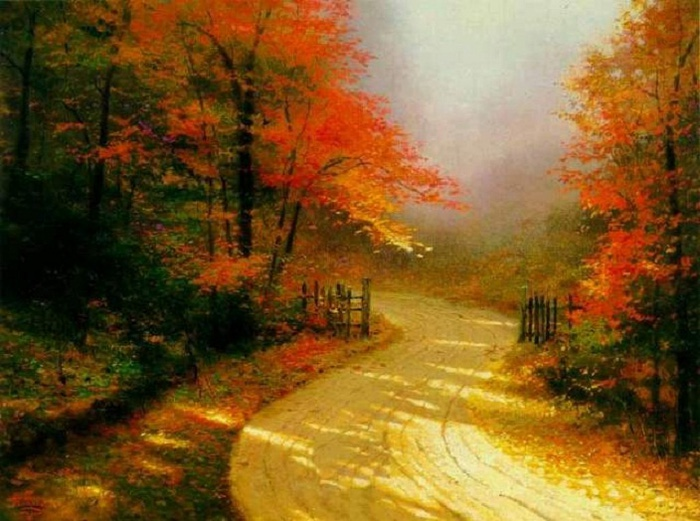 1732686_Thomas_Kinkade__Autumn_Lane (700x521, 131Kb)