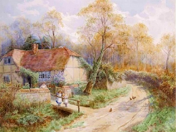 22889508_Maud_Hollyer_18671970_Country_Cottage (591x445, 208Kb)