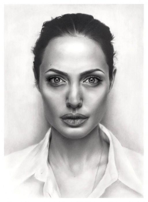 Красивые рисунки известных художников
