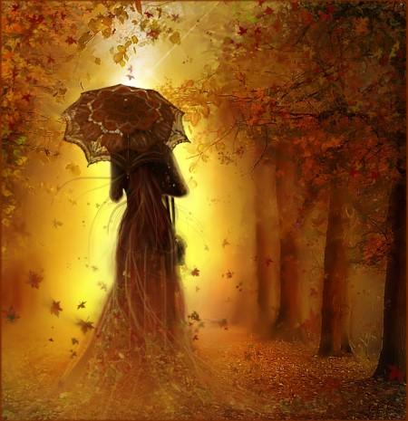 фото осень в питере