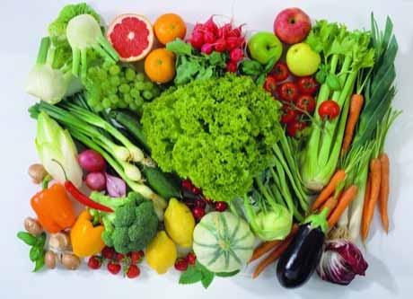 Как цвет продуктов питания влияет на здоровье
