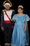 Превью Наполеон и Жозефина (453x700, 391Kb)