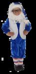 Превью гном сине-белый (338x700, 183Kb)