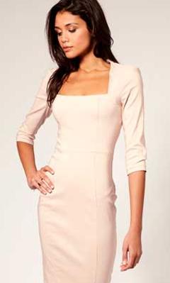 Это восхитительное платье цвета