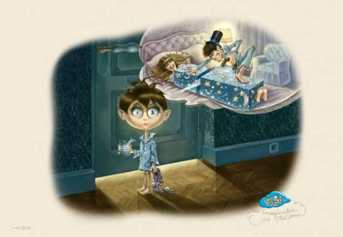 Пьерретта Диас креативная реклама TiJi 14 (700x483, 33Kb)