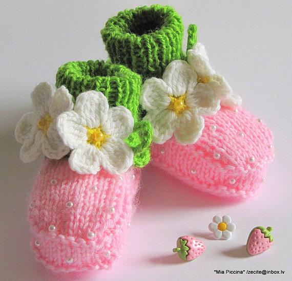 给你的孩子选个袜鞋子 - maomao - 我随心动