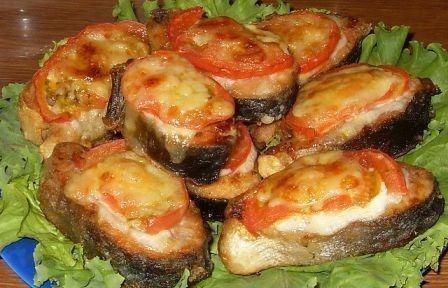 Рыба с помидорами под сыром (448x288, 40Kb)