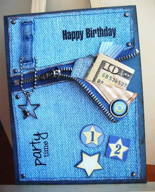 Книга для папы на день рождения