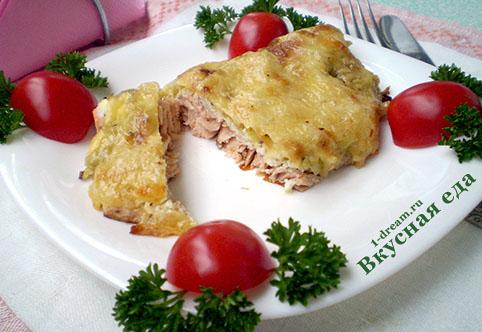 Красная рыба филе в духовке рецепты с фото