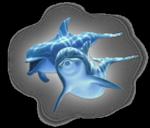 Превью дельфины на прозрачном слое (5) (263x225, 65Kb)