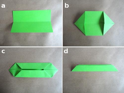 Как сделать из бумаги оригами цветок лотоса