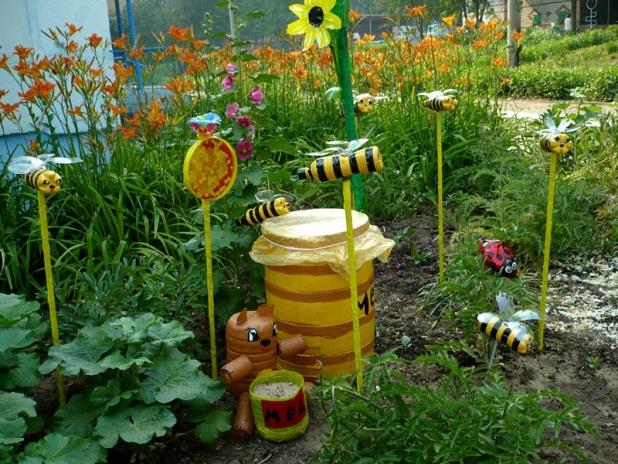 Яндекс поделки для сада и огорода своими руками