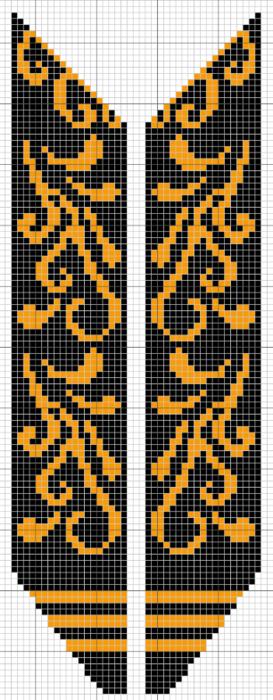 Схема элементов (273x700
