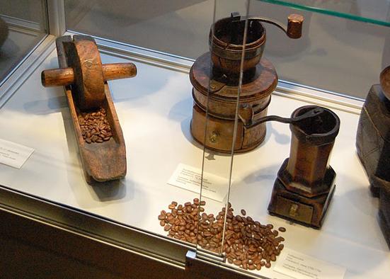 Музей кофе в немецком городе Эппендорф